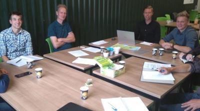 Startbijeenkomst VKZH Kringloopbedrijf van de Toekomst